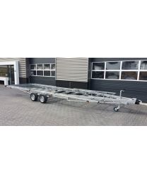 Vlemmix Tiny-House Plateauwagen Chassis TH720 720x244cm