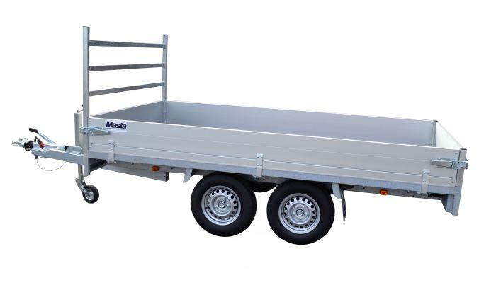 Anssems PSX-S 2500kg 325x178cm
