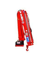 Maxilift M150 LLC laadkraan 2 hydraulische giekdelen