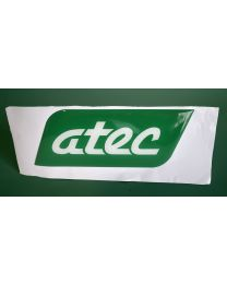 Logo Atec Sticker