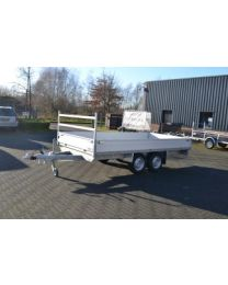 Atec plateauwagen tandemas PLUS 405x206cm