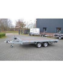 Atec autotransporter 2700kg 405x205cm plateauwagen