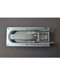 Perfectsluiting inbouwmodel 305x120x24 mm