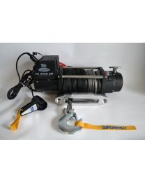 Superwinch Tiger Shark 9.5 12V Liertouw