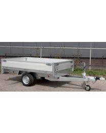 Henra Plateauwagen 251x155cm 1350/1500/1800kg