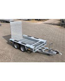 Henra MG272512 Schaarlift Transporter 249x120cm 2700kg