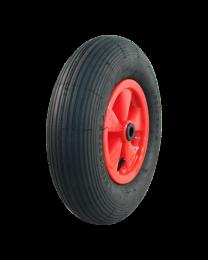 Serie 52 4.80/4.00-8 V-5501A 2PR 2.50Ax8 glijlager Ø20 NL88 kunststof rood