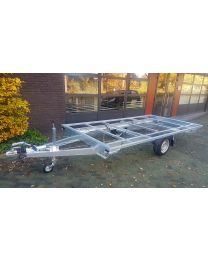 Vlemmix Tiny-House Chassis TH395 395x201cm enkelasser