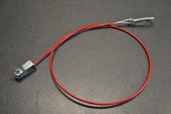 Knott losbreekkabel met snelsluiting 1020 mm