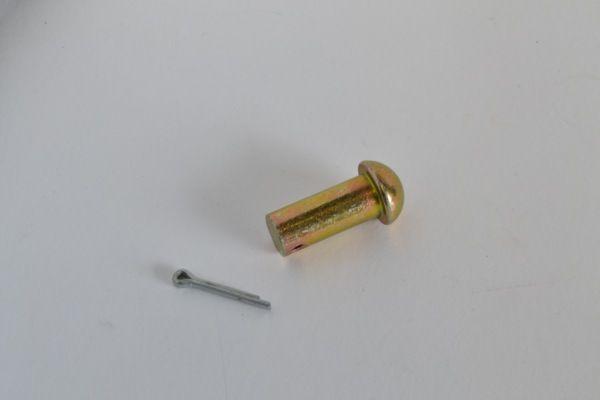 Bevestigingsstift met splitpen gasveer handrem 351ZA