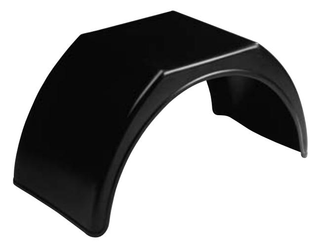 AL-KO spatbord kunststof met vlakke bovenkant