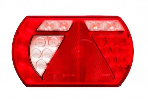 Lucidity LED achterlicht Links