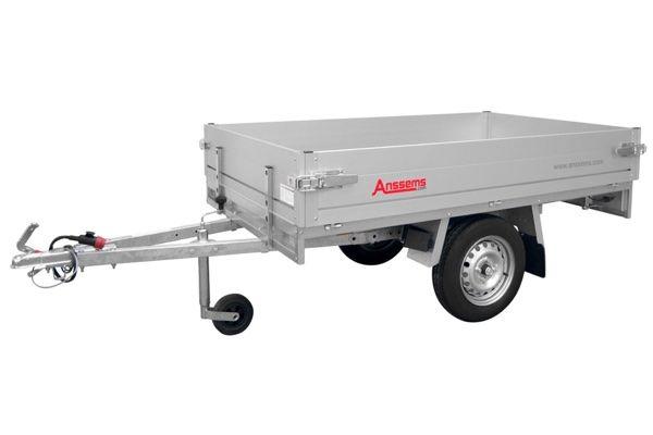Anssems PLT 750kg 211x132cm Basic Product