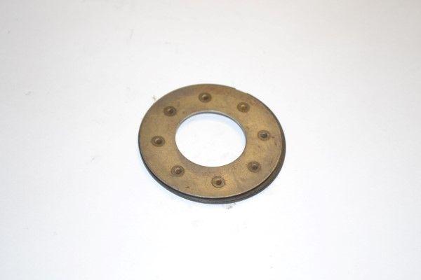 Vetkeerring verend staal 1-delig 72x35x5,5mm