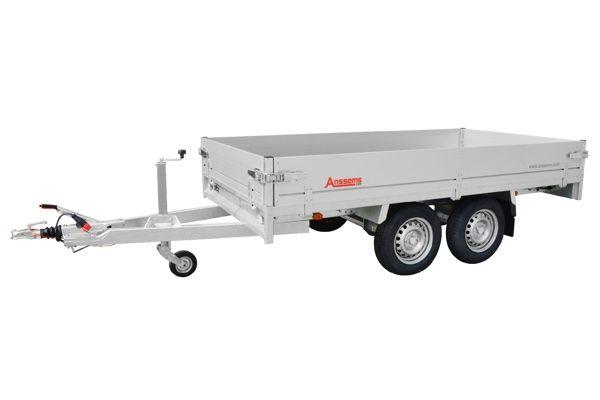 Anssems PSX-S 2000kg 305x153cm