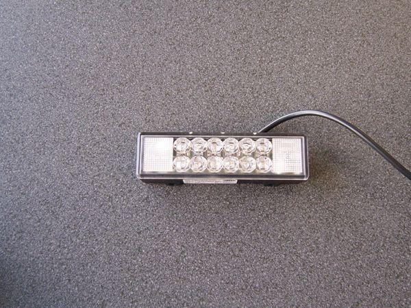 WAARSCHLAMP LED 12V