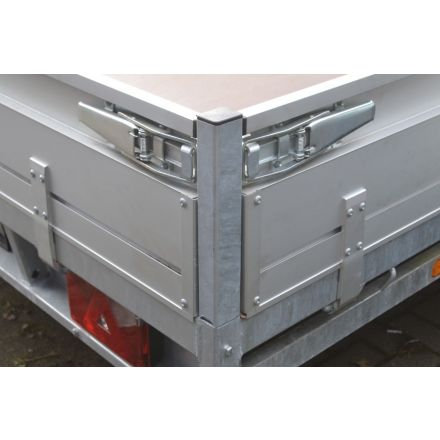 Hulco hoekrong RA/LV 30cm spansluiting model