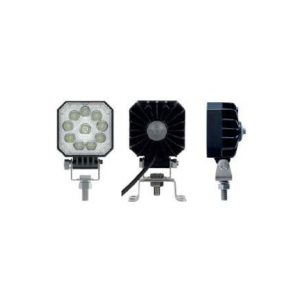 FABRILcar LED Werklamp 10W 85x85x30mm