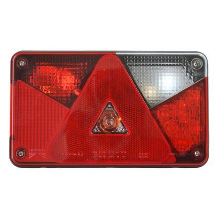 Aspock Multipoint 5 LED Hybride achterlicht rechts 5-polig