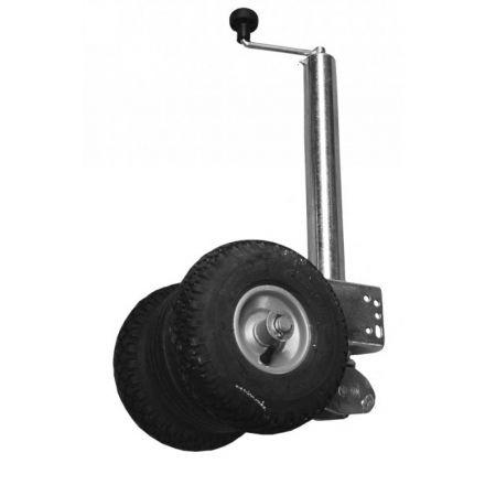 Winterhoff neuswiel automaat driedubbele banden 400kg