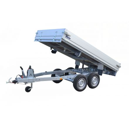 Anssems KLTT 1350kg 305x150cm Basic Aanhanger Kipper