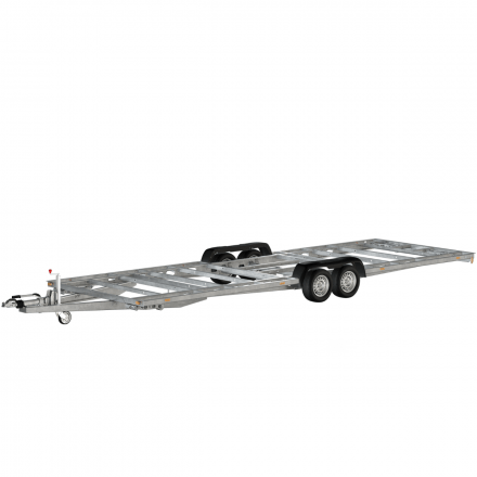 Vlemmix Tiny-House Plateauwagen Chassis TH660 662x244cm