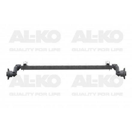 AL-KO as ongeremd 750 4x100 voor Anssems BSX 750 251x130cm
