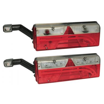 Aspock Europoint 3 achterlicht met markeringslicht LED