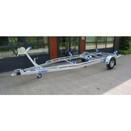 Vlemmix Boottrailer 1800kg 700x220 cm