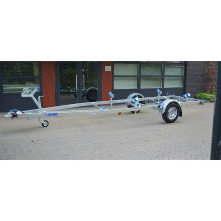 Vlemmix Boottrailer 1350kg 631x210 cm