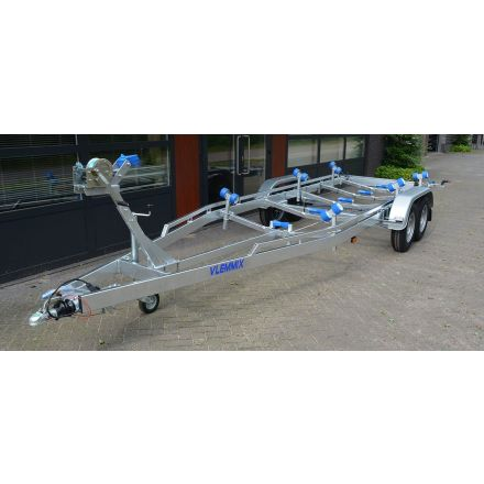Vlemmix Boottrailer 2700kg 631x210 cm