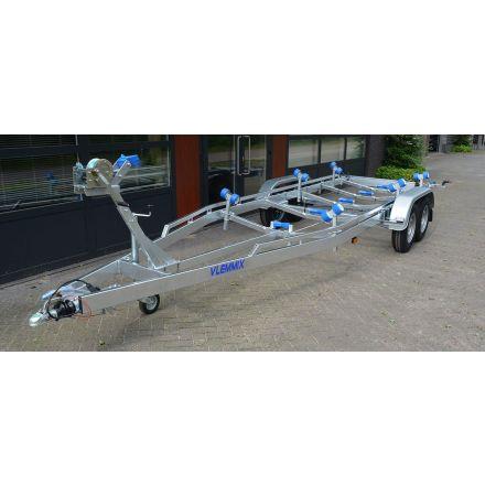 Vlemmix Boottrailer 2700kg 700x220 cm