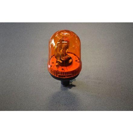 Zwaailamp opsteek 12V oranje