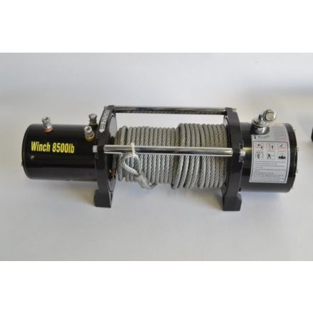 Lier elektrisch 12V 8500 LBS
