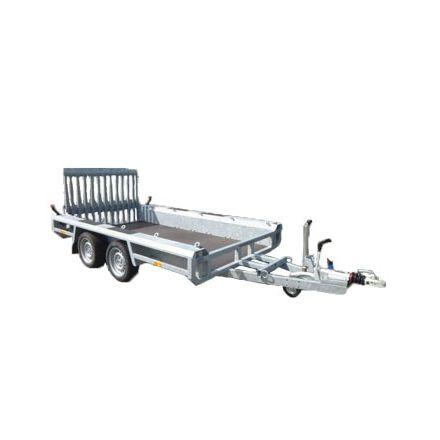 Foto: Henra Schaarlift Transporter 249x120cm 2700kg