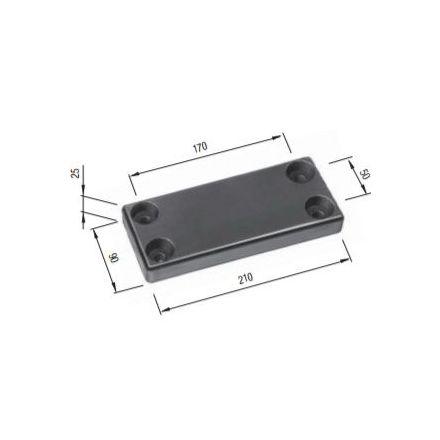 GTO PUR-Stootblok 210x90x25mm