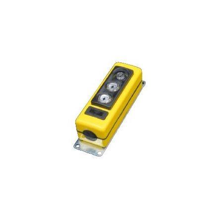 SPX 2-knops afstandsbediening met kabel + Sleutel