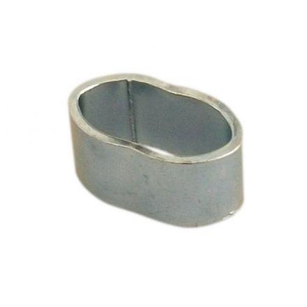 Wurgklem voor elastiek / kabel 8 mm