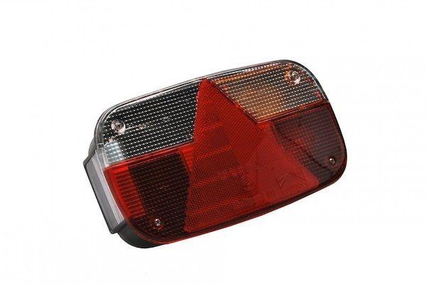 Aspock Multipoint 3 achterlicht rechts 5-polig