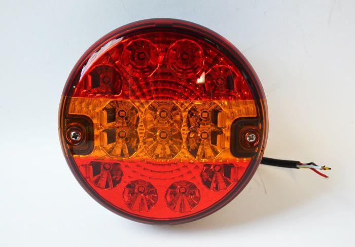 Multifunctioneel Rond LED Achterlicht