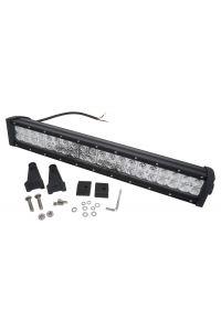 LED Balk werklamp 630x40mm 12/24V 120 Watt