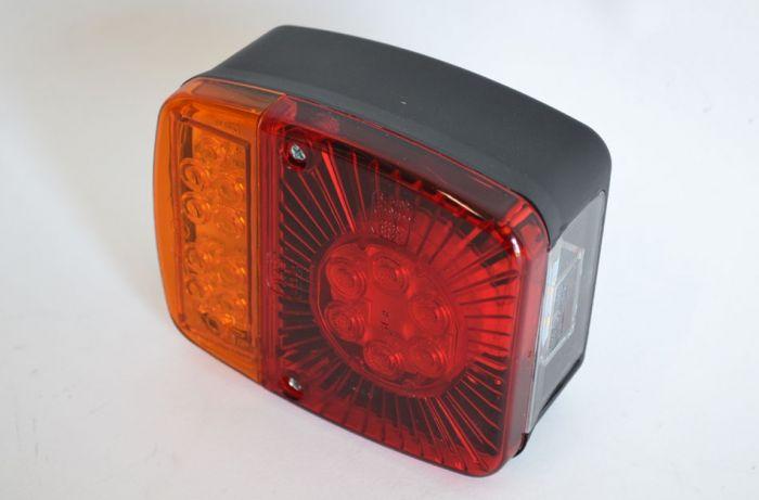 Was LED achterlicht type 475 vierkant