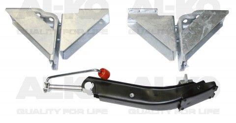 AL-KO Montagepakket 1000kg Aanhangwagenkrik Nieuw-en Achterafmontage