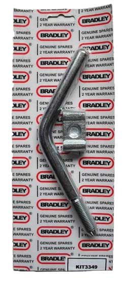 Bradley neuswielklem hendel Kit 3349