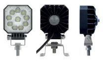 FABRILcar LED Werklamp 10W 85x85x30mm met schakelaar