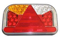 Fristom FT-170 LED Achterlicht Links 5-polig