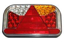 Fristom FT-170 LED Achterlicht Rechts 5-polig