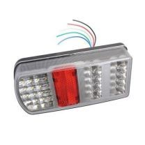 Universeel LED achterlicht met snelaansluiting links