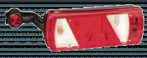 Aspock Ecopoint 2 achterlicht met markeringslicht