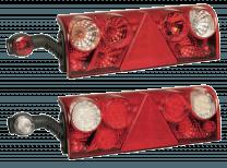 Aspock Europoint 2 achterlicht met markeringslicht